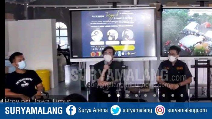 Permasalahan Covid-19 di Jawa Timur Sangat Kompleks, dr Tirta: Ada Pertentangan Elit