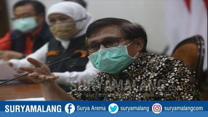 2 Pekan Transisi New Normal Life, Pakar Unair Sebut Attack Rate Corona di Surabaya Meningkat Tajam