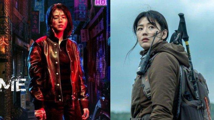 Daftar Drakor Bulan Oktober 2021, My Name Dibintangi Han So Hee dan Jirisan Diperankan Jun Ji Hyun