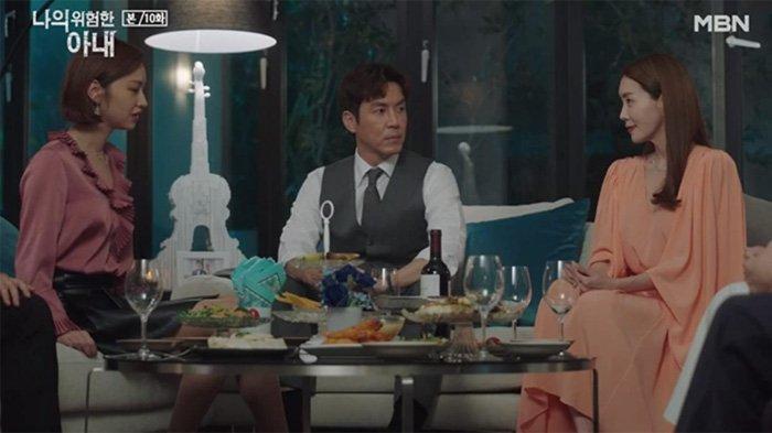 Drama Korea My Dangerous Wife dibintangi Kim Jung Eun dan Choi Won Young 2020