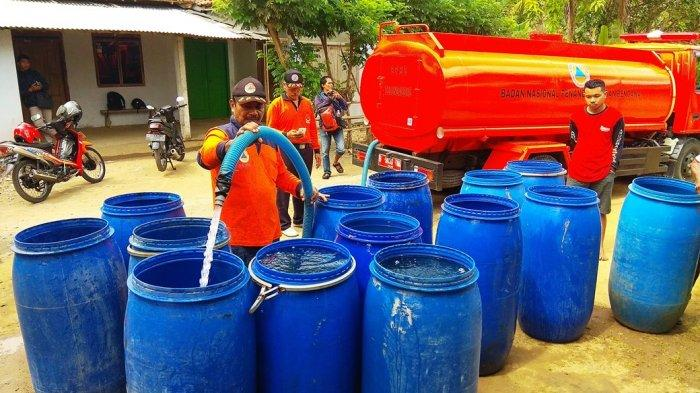 10 Ribu Warga Ponorogo Berpotensi Terdampak Kekeringan, BPBD Siapkan Droping Air Bersih
