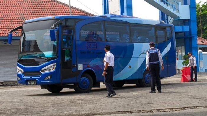 Selama Pandemi Covid-19, Tarif Batas Atas Berlaku di Terminal Kertajaya, Mojokerto