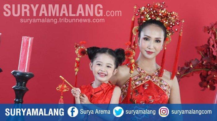 Makeup Berkarakter dengan Polesan Shading dan Warna-warna Gelap, Cocok untuk Perayaan Imlek