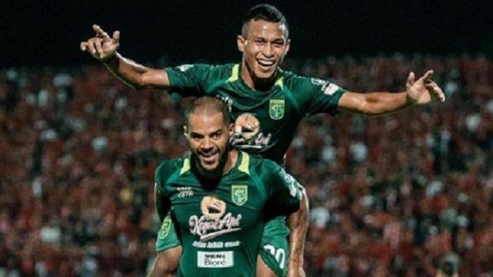 Osvaldo Haay Jadi Pemain Lokal Tersubur di Persebaya Surabaya