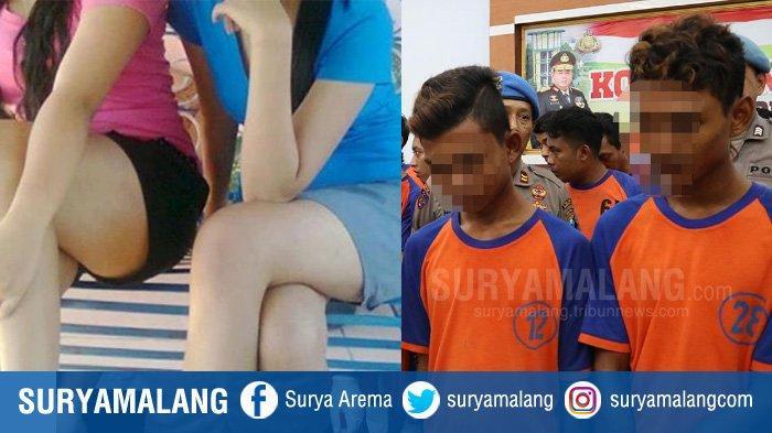 2 Cewek SMP Masuk Perangkap di Kamar Kos, 2 Cowok Kakak Beradik Asal Jombang Tak Kuat Nahan Syahwat