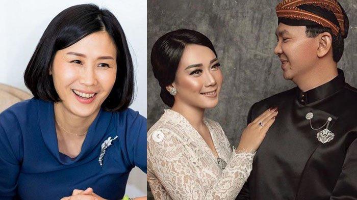 Viral Foto Ahok dan Puput Nastiti Devi Gendong Bayi Heboh, Mantan Veronica Tan Sudah Punya Anak?