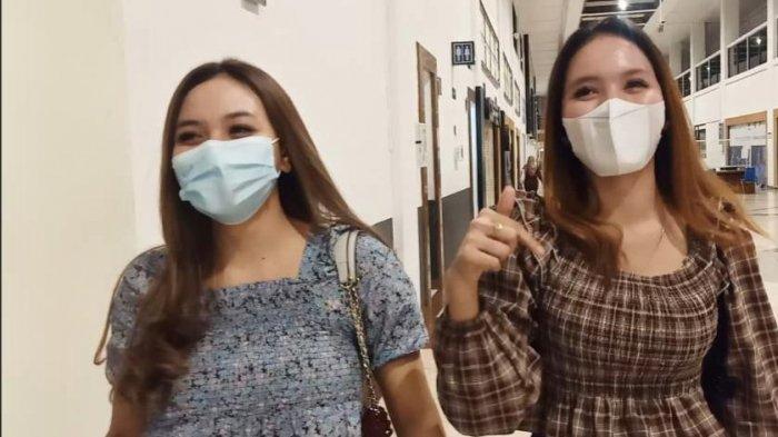 Terciduk di Bandara Juanda, Duo Cantik Asal Jakarta Ogah Dibilang Mudik : Ini Beneran Pulang Kampung