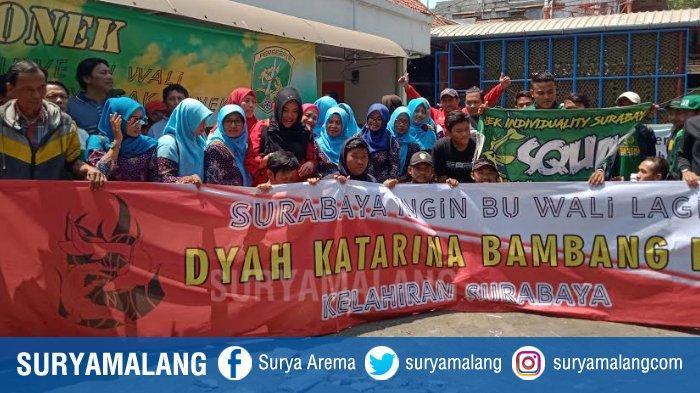 Istri Mantan Wali Kota Surabaya, Dyah Katarina Resmi Maju Penjaringan Pilwali Surabaya di DPC PDIP