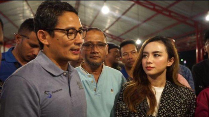 Dylan Sahara Sempat Temani Kampanye Sandiaga Uno di Ponorogo Sebelum Wafat Diterjang Tsunami Banten