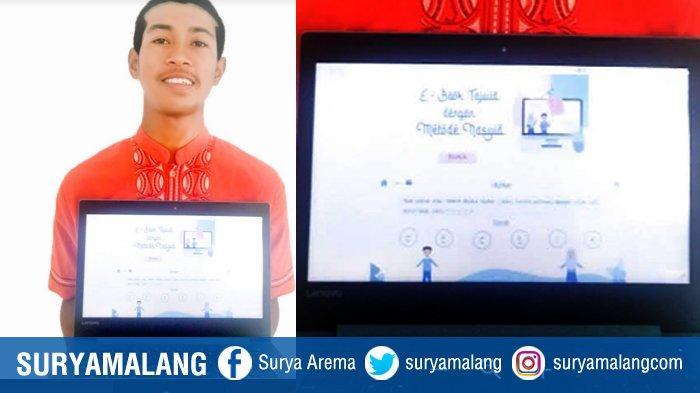 Mahasiswa UMM Gagas Aplikasi E-Nasyid, Solusi Pembelajaran Di TPQ Saat Pandemi