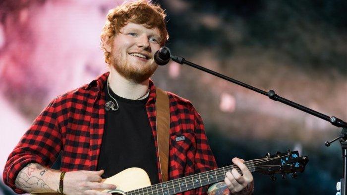 Ed Sheeran Pecahkan Rekor Pendapatan Tertinggi dalam Urusan Tour di Tahun 2018