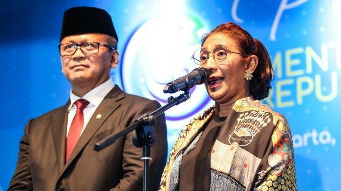 Edhy Prabowo Ditangkap KPK, Ini Kebijakan Kontroversialnya Selepas Gantikan Posisi Susi Pudjiastuti