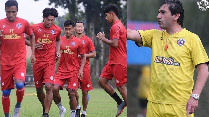 Berita Arema Populer Sabtu 5 Juni 2021: Perubahan Tim Singo Edan & Usulan Saat Liga 1 Berlangsung