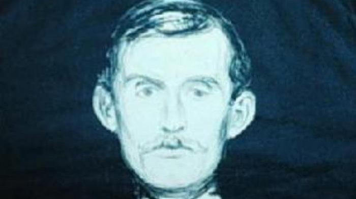 Edvard Munch pelukis yang terkenal melalui karya lukisan The Scream.