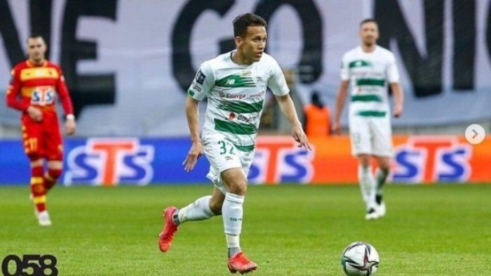 Egy Maulana Vikri ke Arema FC Buntut Kontrak Tak Diperpanjang Lechia Gdansk? Singo Edan Rasa Timnas