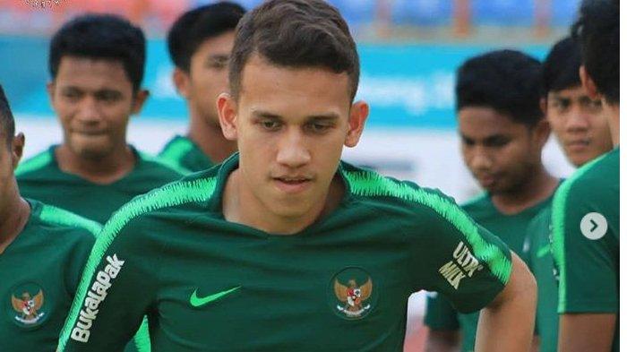 Timnas U-19 Indonesia vs Yordania, Egy Maulana Vikri Dipastikan Turun Karena Alasan Ini