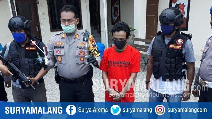 Butuh Uang untuk Persalinan Istri, Pria Asal Bojonegoro Ini Jualan Narkoba di Surabaya