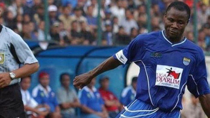 Ekene Ikenwa, Penyerang Tersubur Persib Bandung di Liga Indonesia 2005
