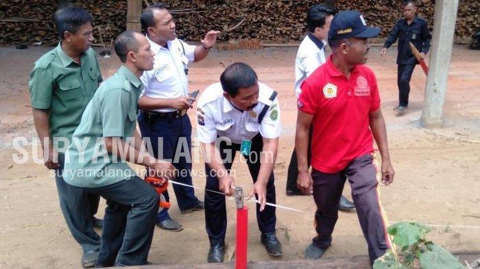 Pengadilan Agama (PA) Kabupaten Malang Gelar Eksekusi Pembagian Harta Waris di Turen