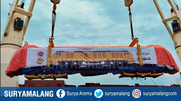 PT INKA Resmi Ekspor Lokomotif dan Kereta ke Filipina, Produk Lokal Karya Anak Bangsa Mendunia