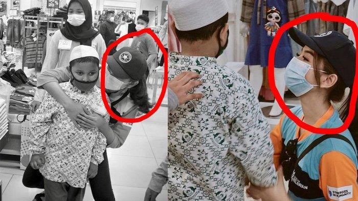 Sisi Lain Glenca Chysara, 'Nyamar' Jadi Gadis Biasa, Keliling Mall Belikan Baju Anak Yatim
