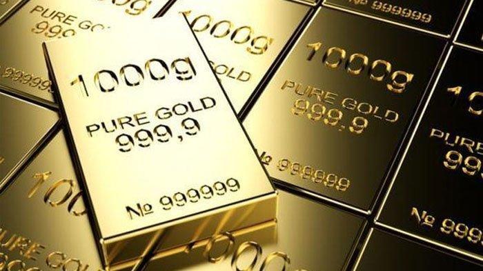 Harga Emas Antam 10 Mei 2020, Naik Hingga 200 Ribu Dari 4.410.000 menjadi 4.615.000, Ini Daftarnya