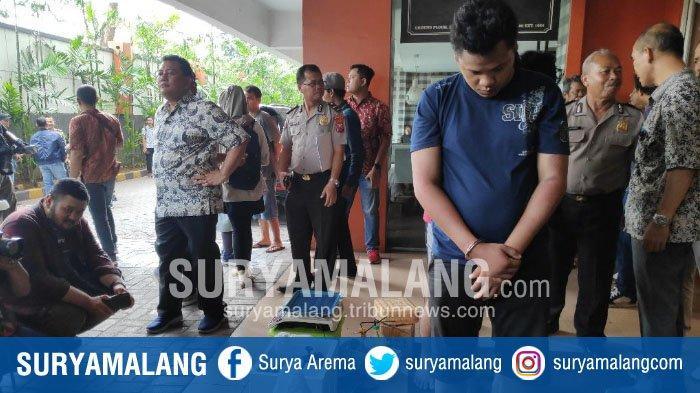 Gerebek Home Industri Narkoba di Surabaya, Polisi Tangkap 4 Orang yang Pesta Narkoba