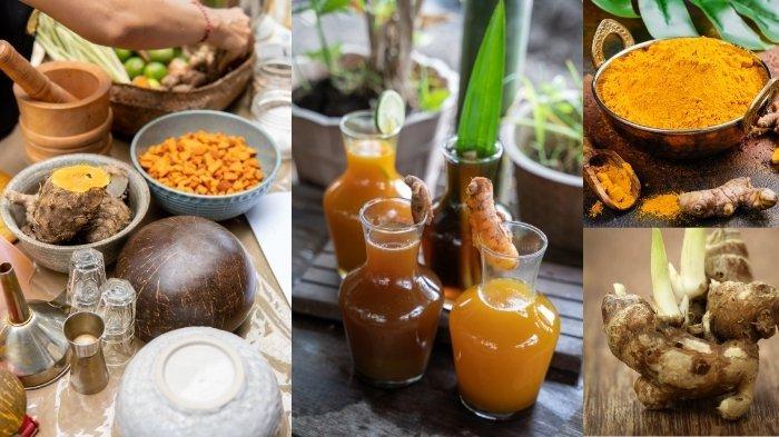 6 Resep Jamu Temulawak, Jahe hingga Kencur Sebagai Obat Tradisional, Praktis dan Mudah Dibuat