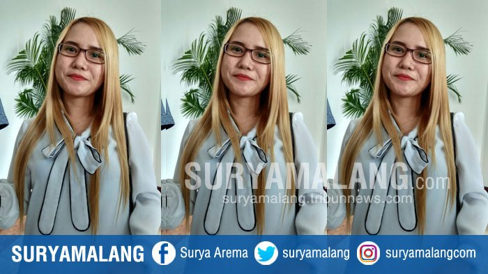 Eny Sagita, biduan asal Nganjuk Jawa Timur.