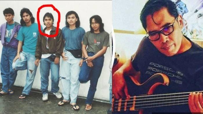 Fakta - fakta Meninggalnya Mantan Bassist Dewa 19 Erwin Prasetya, Duka Ari Lasso dan Doa Ahmad Dhani