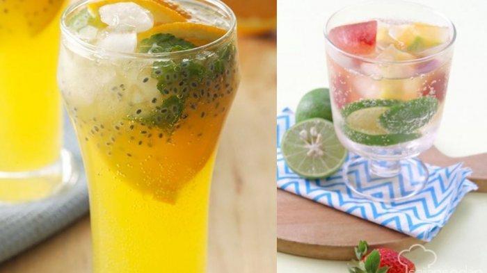 5 Resep Minuman Segar Anti Ribet Cocok Untuk Buka Puasa: Ada Punch Jeruk Nipis & Orange Mint Squash