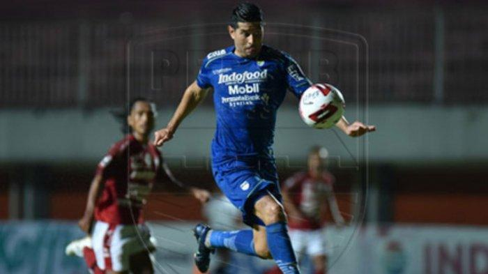 Persib Bandung Vs PS Sleman Semifinal Piala Menpora 2021, Ini Ambisi dan Keinginan Esteban Vizcarra