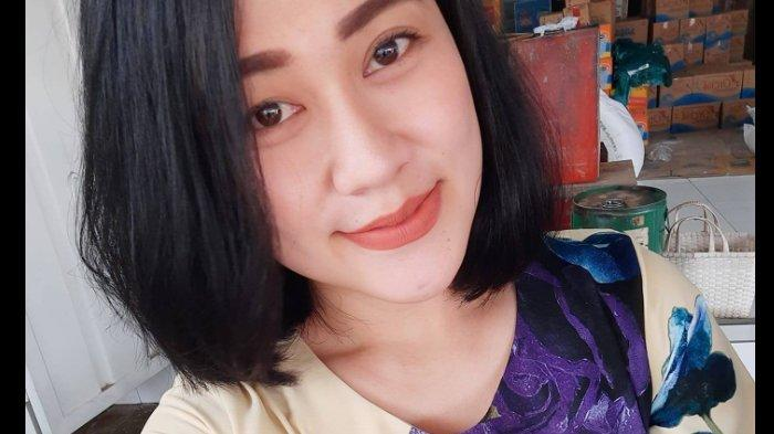 Eva Sofiana Wijayanti, perawat yang mengalami penyiraman orang tak dikenal