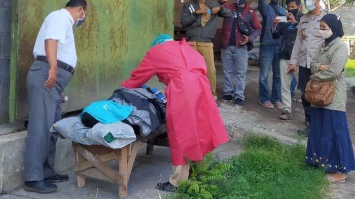 Sempat Mengeluh Sakit Panas dan Dingin, Sopir Truk di Kediri Meninggal di Balik Kemudi