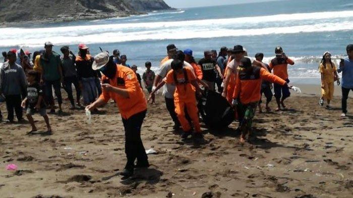 Tenggelam di Pantai Payangan, Mayat Remaja Jember Ini Ditemukan 4 Hari Kemudian