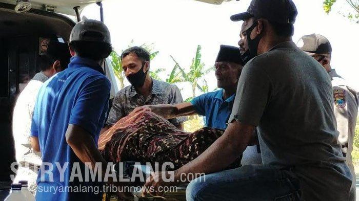 Musafir Tanpa Identitas Tewas di Gardu Pinggir Jalan Raya Camplong, Sampang