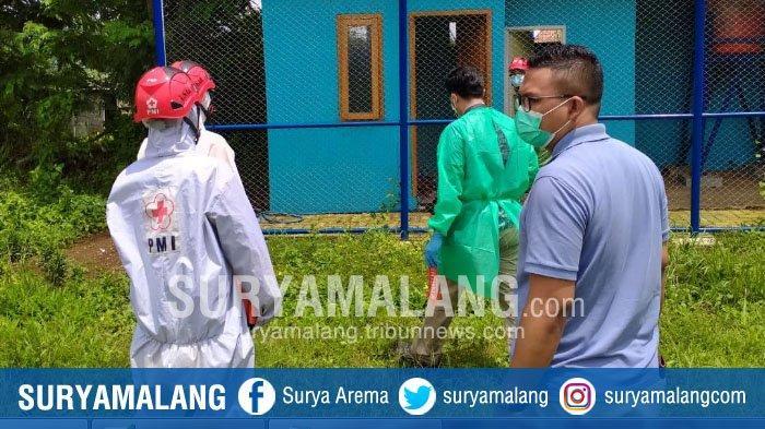 Pria Sebatang Kara Tewas di Ruang Ganti Lapangan Sepak Bola Tlogomas, Kota Malang