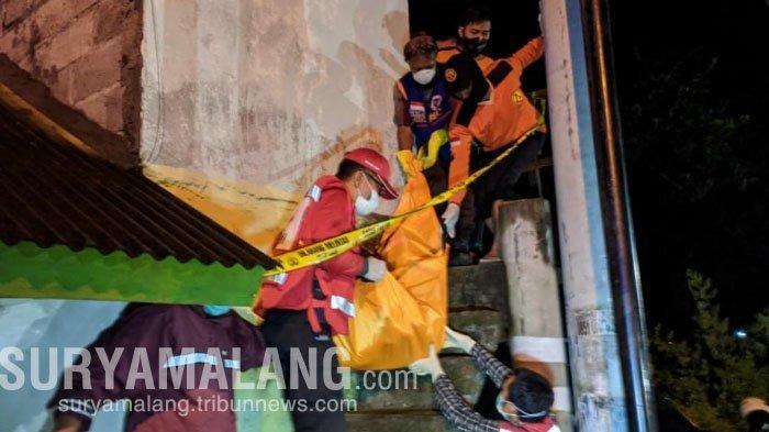 Sugeng Tewas Bersimbah Darah di Samping Istri dan Anaknya di Mojokerto