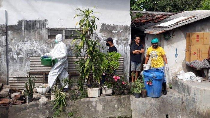 Fakta di Balik Penemuan Mayat Bayi Terlilit Tali di Surabaya, Warga Lihat Wanita Misterius di Lokasi