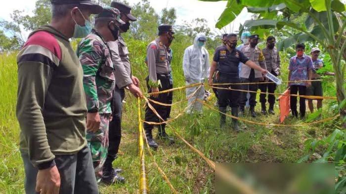 Petugas Jalan Kaki 4 Km Susuri Hutan untuk Evakuasi Mayat Warga Trenggalek yang Hilang
