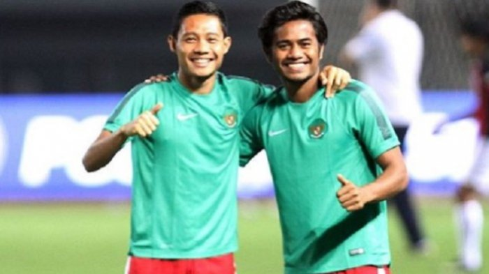 Evan Dimas dan Ilham Udin Dilepas Selangor FA, Siap Tanding di Asian Games 2018