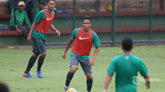 Bela Timnas Indonesia ke Thailand, Evan Dimas dapat Bekal Penting dari Sang Ibu