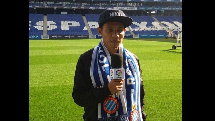 Tim Espanyol akan KUnjungi Indonesia, Evan Dimas Sebut Kenangan Ini Saat Berlatih di Markas Espanyol