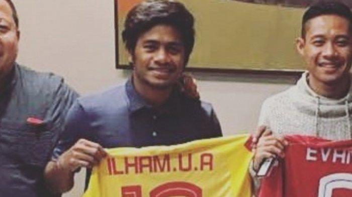 Selangkah Lagi Ilham Udin Akan Gabung Bhayangkara FC
