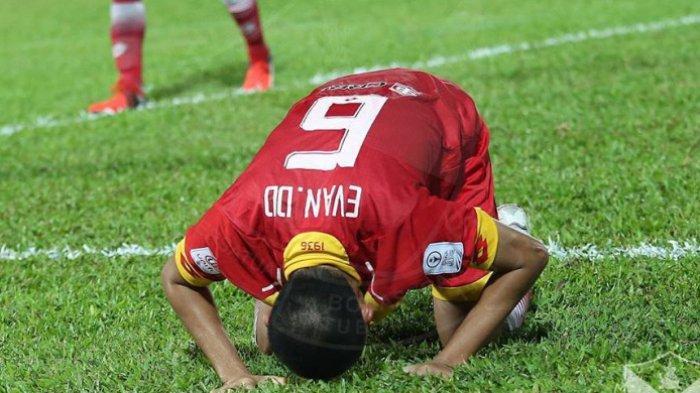 Berstatus Free Transfer, Evan Dimas Jadi Rebutan Klub Malaysia dan Thailand