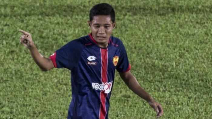 Evan Dimas Diincar Klub Liga Jepang dan Thailand, Bisakah Mengikuti Jejak Irfan Bachdim?