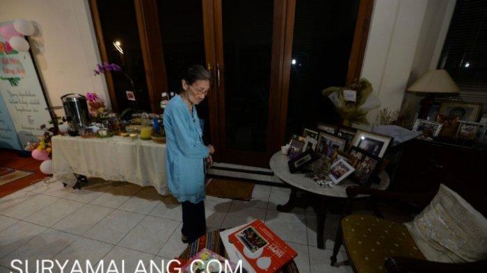 Resep Bahagia dan Sehat 90 Tahun ala Eyang Ray Siti Soendari Jonosoepoetro