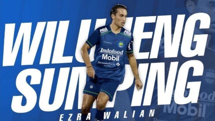 Ini Skema Persib Bandung untuk Ezra Walian di Piala Menpora 2021, Simak Kata Robert Rene Alberts