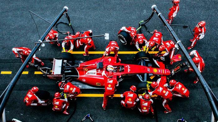 Tim F1 Ferrari Datangkan Mahasiswa UPI Bandung, Ini Penyebabnya