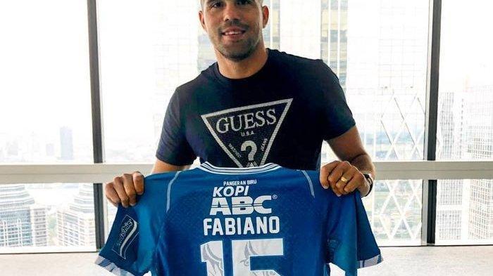 Tarik Ulur Nasib Fabiano Beltrame di Persib Bandung
